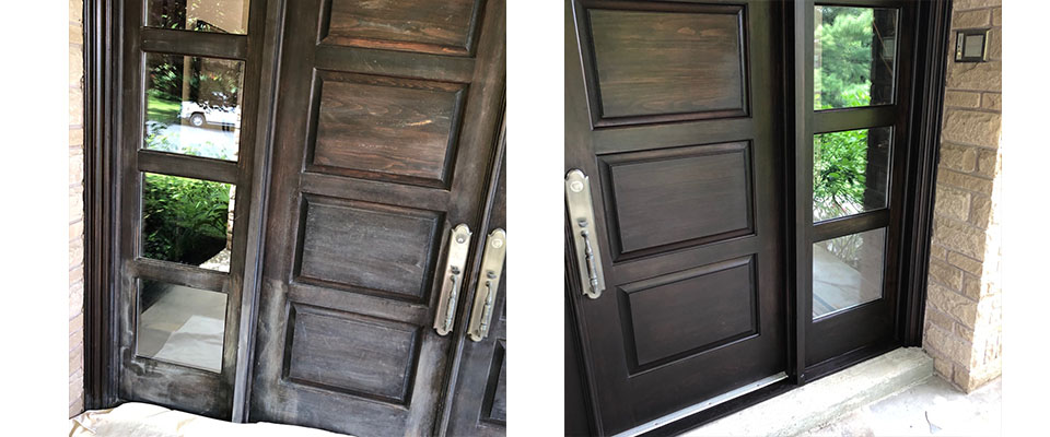 Door-Before-After